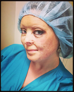 August 2017 NCNA Member Spotlight, Ashley Scott, RN