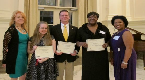Triangle Region Scholarship Winners